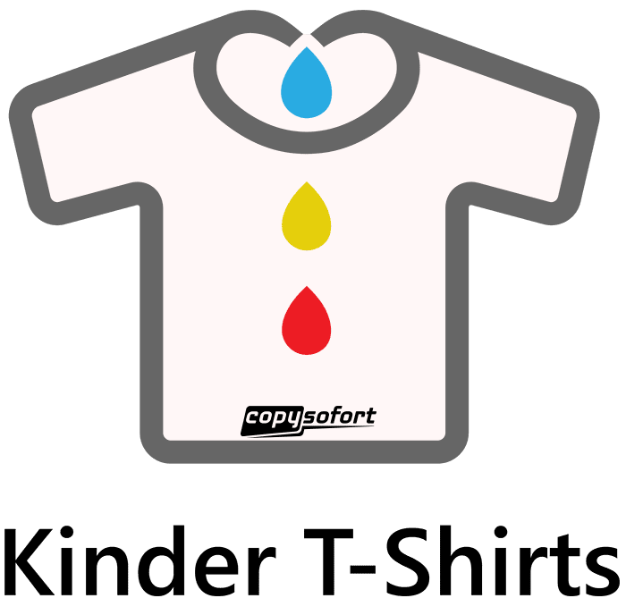 T-Shirtdruck- Kinder