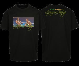 T-Shirt - Life of a Champ Slawa Spomer