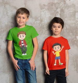 Textildruck Karlsruhe Copyshop Kindershirts bedrucken