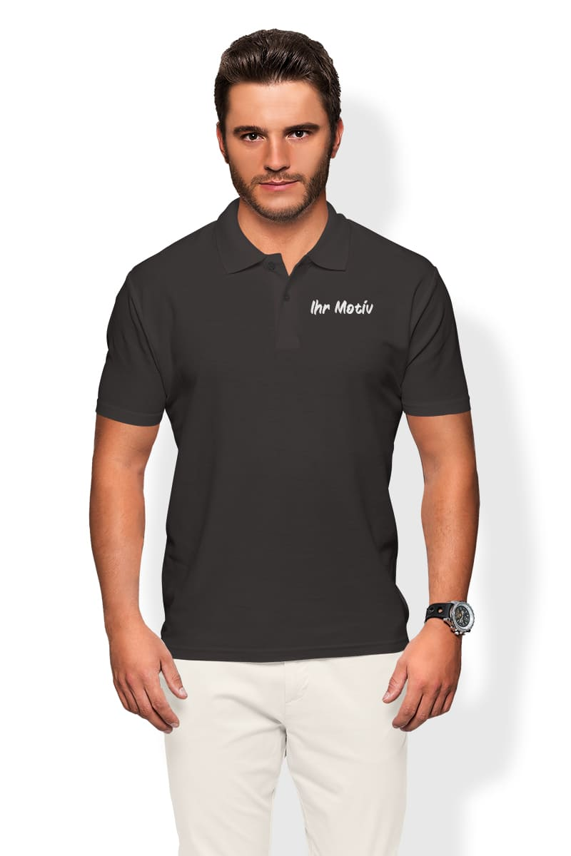 Männer Polo T-Shirt