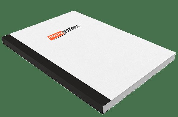Copyshop Karlsruhe Abschlussarbeit drucken und binden Softcover
